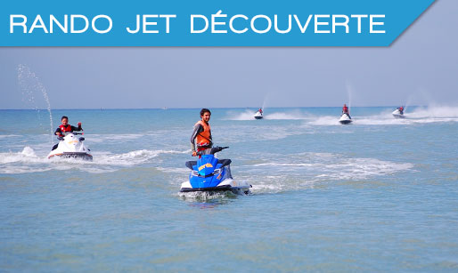 rando jet decouverte